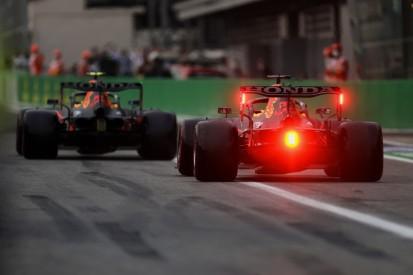 """Red Bull dankt Windschattenspender Perez: """"Entscheidender Beistand"""" für P3"""