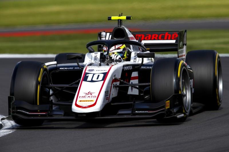 Formel-2-Chaos in Monza: Pourchaire-Sieg, Fiasko für David Beckmann