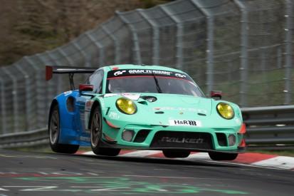 NLS/VLN 2021 Lauf 7: Doppel-Pole für Porsche auf abtrocknender Strecke