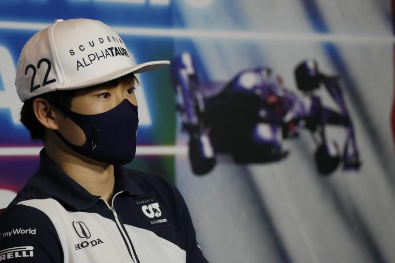 """Yuki Tsunoda: """"Ich habe dem Team viel Geld gekostet"""""""