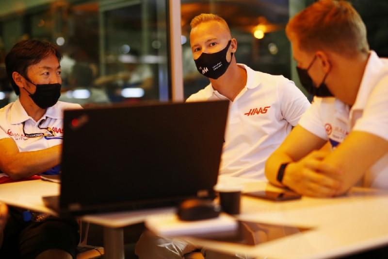 """Haas-Ingenieur: Wollen unsere Fahrer """"nicht wie Kinder behandeln"""""""