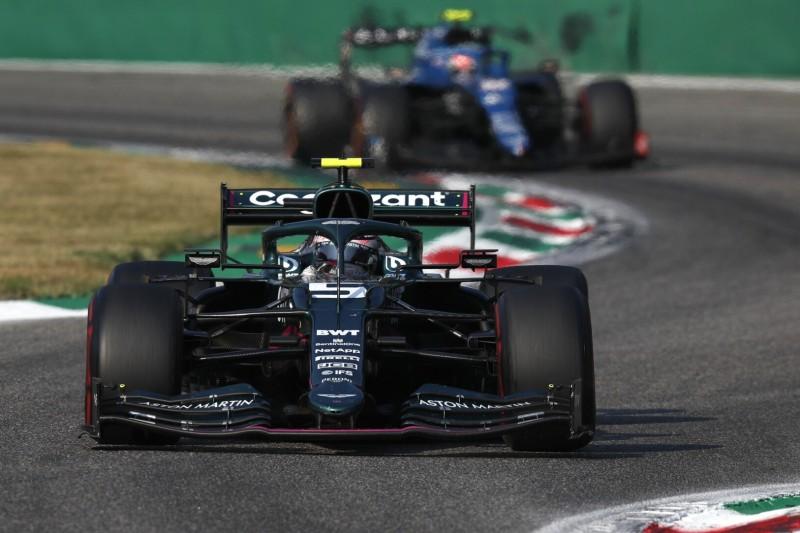 """Vettel nach P12: """"Bin froh, dass wir ins Ziel gekommen sind"""""""