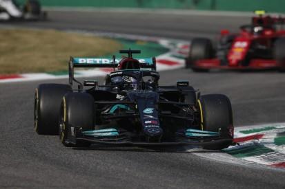 """Hamilton nur Sprint-Fünfter: """"Kann sein, dass wir zehn Punkte verschenkt haben"""""""