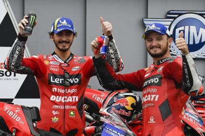 50. MotoGP-Pole für Ducati: Bagnaia und Miller mit Zuversicht für das Rennen