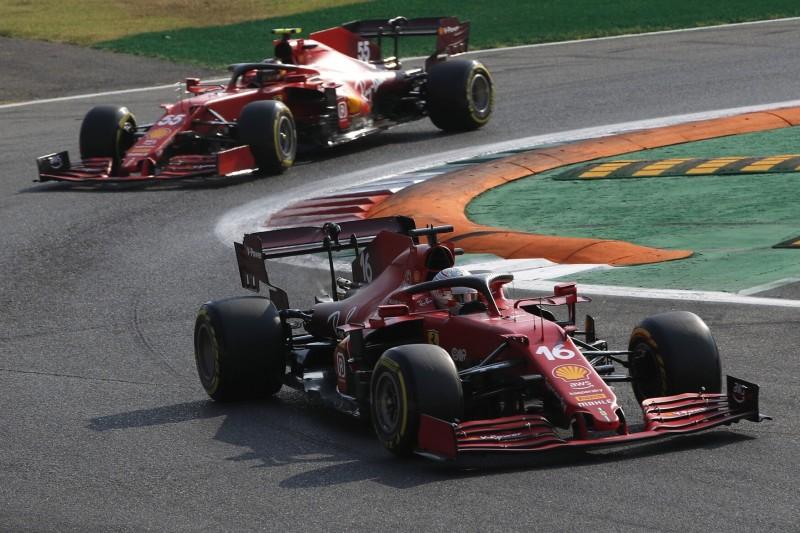 Ferrari nach P6/P7: Mehr geht nicht in Monza