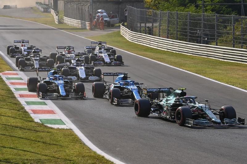 Fernando Alonso: Falsches Freitagsformat für Formel-1-Sprintrennen