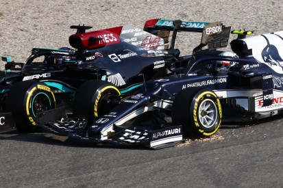 Gasly-Crash im Sprint: Ricciardo hat keine Berührung gespürt