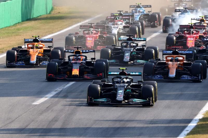 Lewis Hamilton: Zwei Millimeter ausschlaggebend für schlechten Start