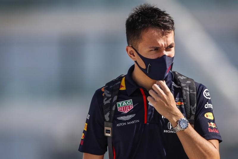 Alex Albon: Ohne Formel-1-Cockpit wäre ich IndyCar gefahren