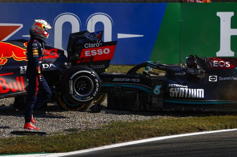 Hauptschuldiger im Monza-Crash: Kommissare bestrafen Max Verstappen!
