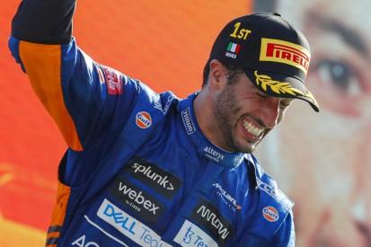 Daniel Ricciardo: Verstappen hätte schon ein Ave Maria beten müssen!