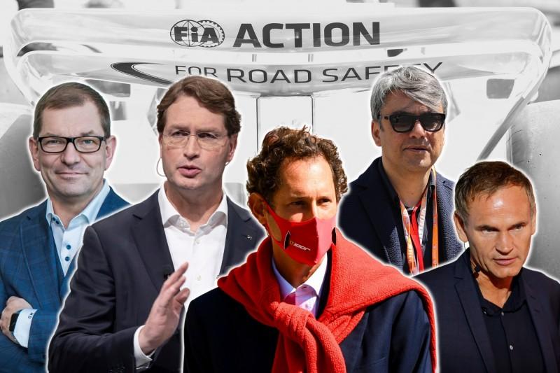 Motorengipfel in Monza: Jetzt geht's nur noch um Details!