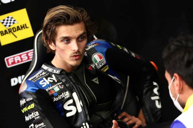 Marini: Warum ein Simulator im Motorradsport nichts bringt