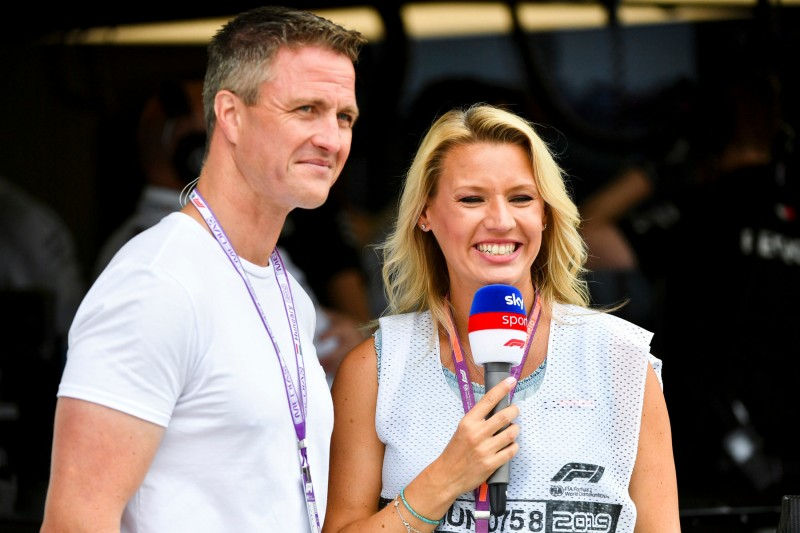 """Ralf Schumacher: Hatte """"ein bisschen Sorge"""" um Sebastian Vettel"""