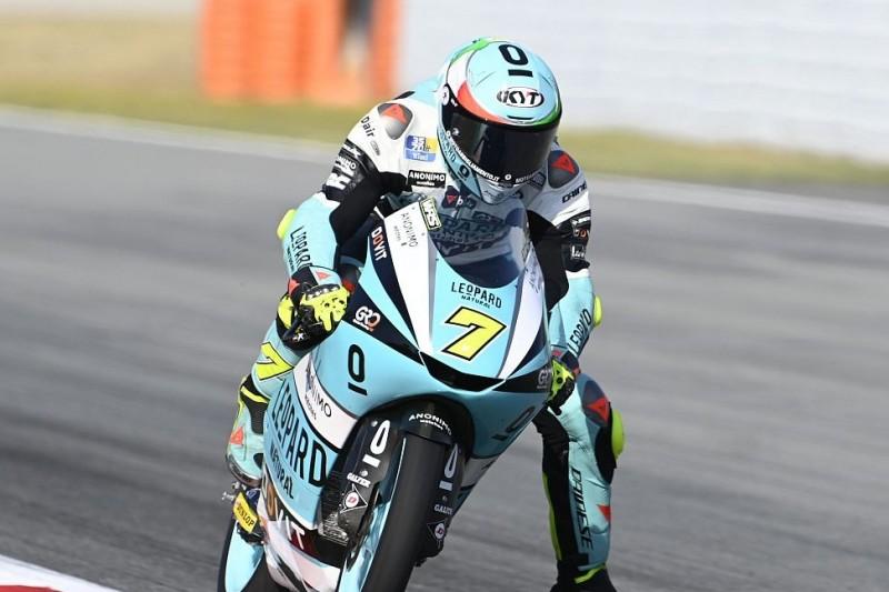 Moto3 Misano FT1: Foggia mit erster Bestzeit - Kofler Letzter