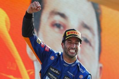 Wie Dr. Jekyll und Mr. Hyde: Ricciardos innerer Wandel in Monza