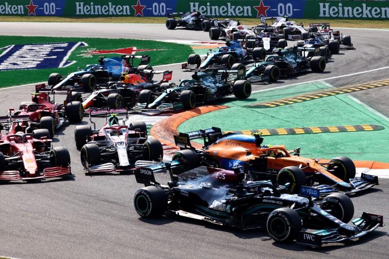 """Reversed Grids im Sprint? Szafnauer will keinen """"Ausrutscher in die Formel 2"""""""