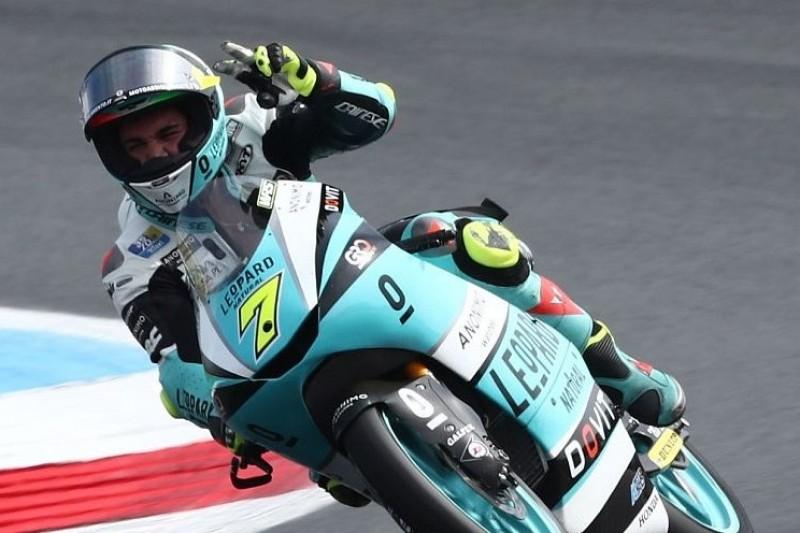Moto3 Misano FT2: Foggia bleibt Tagesschnellster vor Acosta