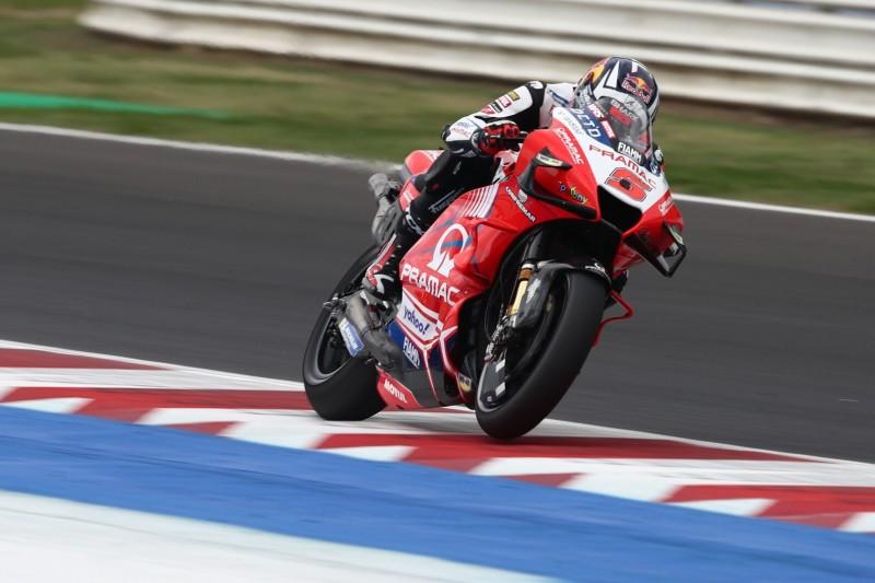 Ducati in Misano auf Anhieb stark: Panigale-Training hilft, meint Zarco
