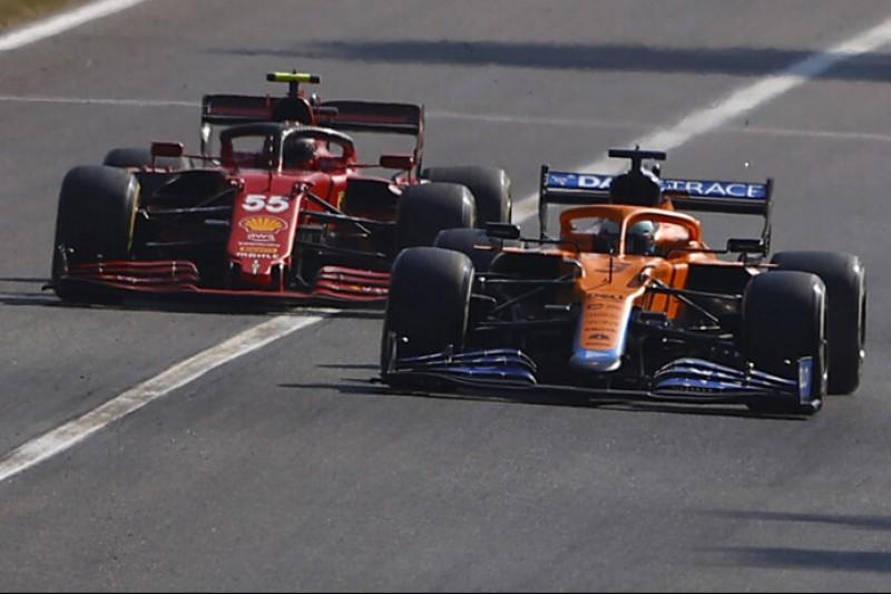 """Sainz: """"Aus historischer Sicht schön, dass McLaren wieder gewinnt"""""""