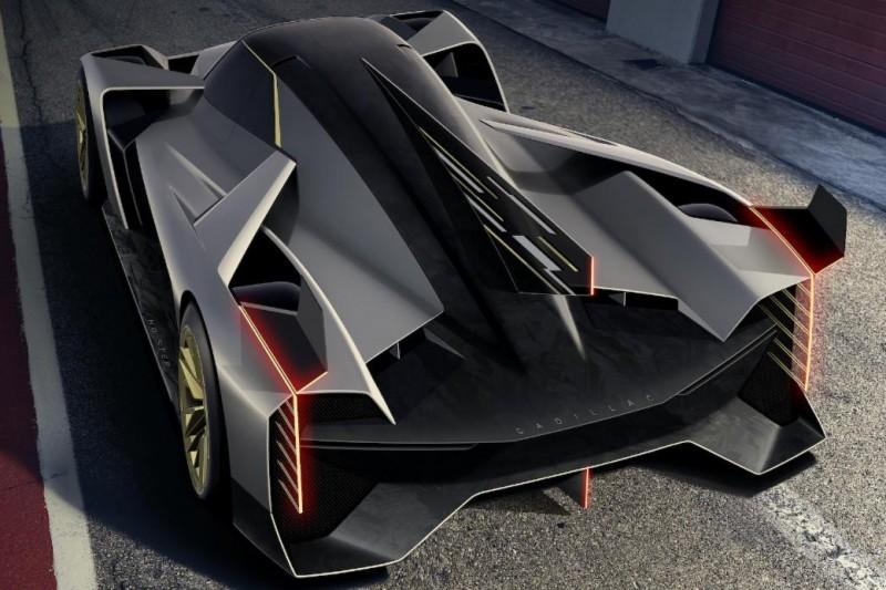 Trotz flügelloser Renderings: Cadillac-LMDh wird Heckflügel haben