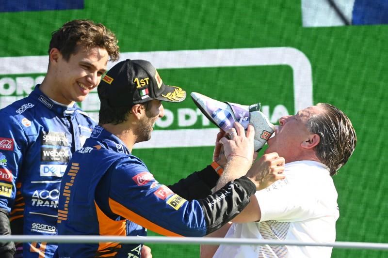 Ricciardos Lohn: Test im NASCAR von Dale Earnhardt