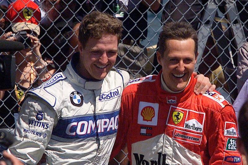"Ralf Schumacher: ""Wir konnten uns damals nirgends hinwagen"""