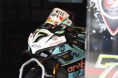 Chaz Davies fällt aus: Loris Baz feiert in Jerez sein WSBK-Comeback