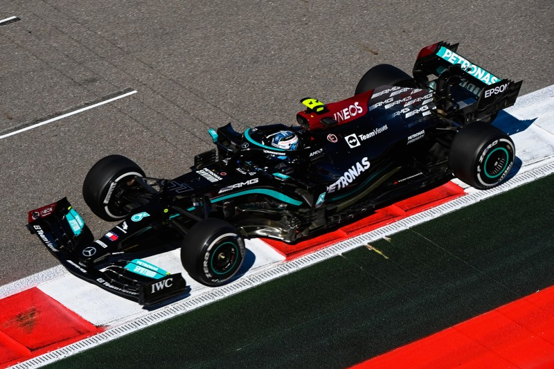 F1-Training Sotschi 2021: Favorit Mercedes dominiert am Freitag