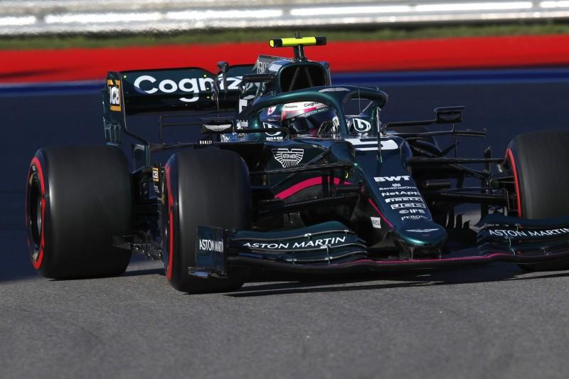 Sebastian Vettel: Wo steht Aston Martin in Sotschi wirklich?