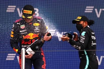 Formel-1-Liveticker: Verstappen hatte Angst vor Rennabbruch
