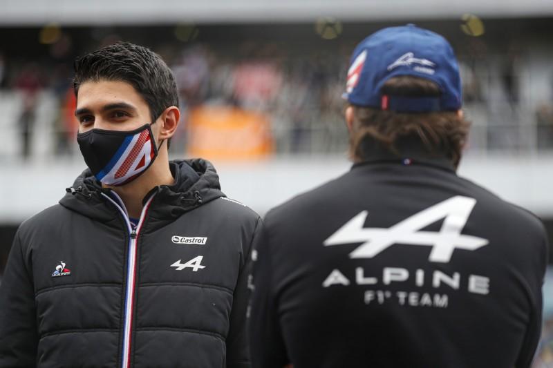 Esteban Ocon kann Alonsos positives Fazit von Sotschi nicht teilen