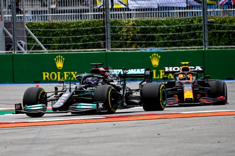 Formel-1-Technik: Wie Mercedes und Red Bull mit dem Set-up spielen