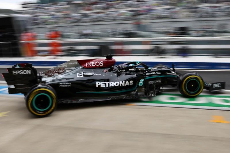 Mercedes: Schwer zu sagen, ob wir wirklich das schnellste Auto hatten