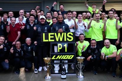 Ross Brawn: Lewis Hamilton kann noch 20 Rennen gewinnen
