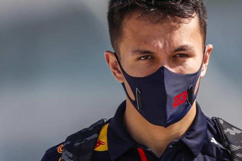 Alexander Albon: Red Bull bleibt auch nach Williams-Wechsel Sponsor