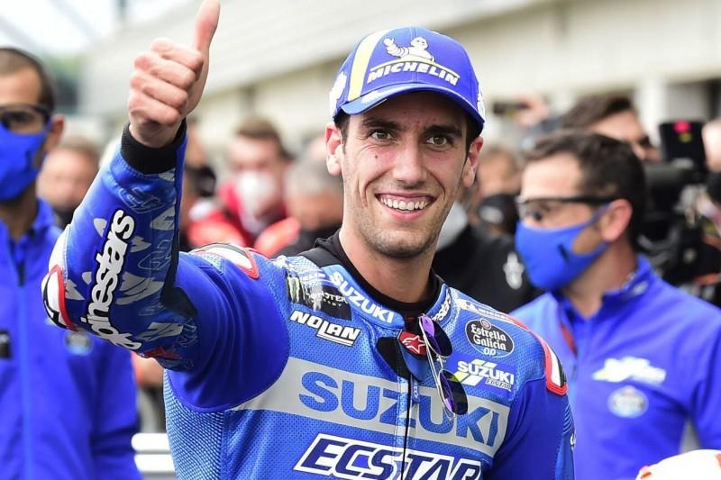 Babyboom in der MotoGP: Alex Rins ist Vater geworden