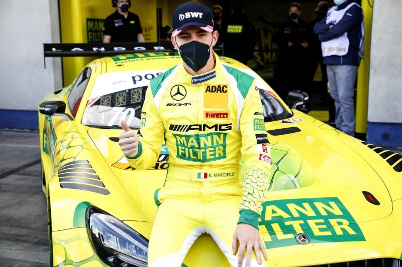 Raffaele Marciello: GT3-Ass von Mercedes stand nach Ferrari-Aus vor Karriereende