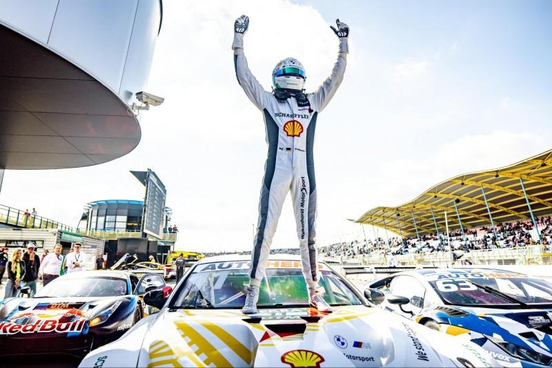 Wittmanns DTM-Titeljagd: Halber Testtag sorgte für Walkenhorst-Durchbruch