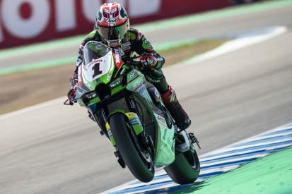 WSBK Portimao FT1: Kawasaki beim Auftakt vor Yamaha, Jonas Folger 17.