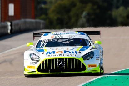ADAC GT Masters Sachsenring 2021: Erste Bestzeit geht an Mercedes-Pilot Gounon