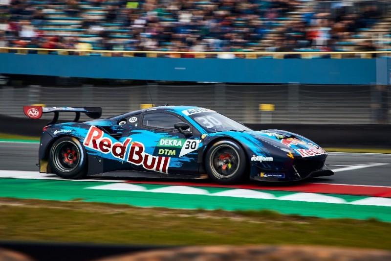 BoP-Bluff bei AF Corse? AVL reduziert vor DTM-Finale Ladedruck bei Ferrari & BMW
