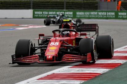 Carlos Sainz: Motorenwechsel und -strafe beim Formel-1-Rennen in Istanbul
