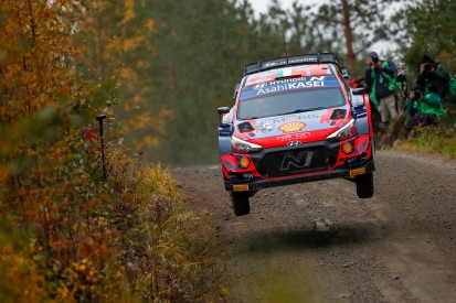 WRC-Rallye Finnland 2021: Breen übernimmt in letzter Sekunde Platz eins