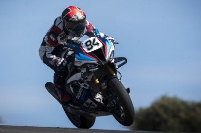 WSBK Portimao: BMW-Pilot Jonas Folger am Freitag außerhalb der Top 15