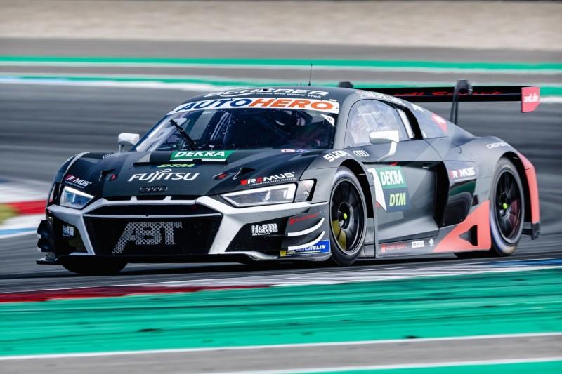 DTM-Qualifying Hockenheim 1: Abt-Pilot van der Linde schlägt mit Pole zurück
