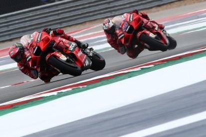 MotoGP-Liveticker Austin: Bagnaia feiert Pole-Hattrick - Marquez in Reihe eins