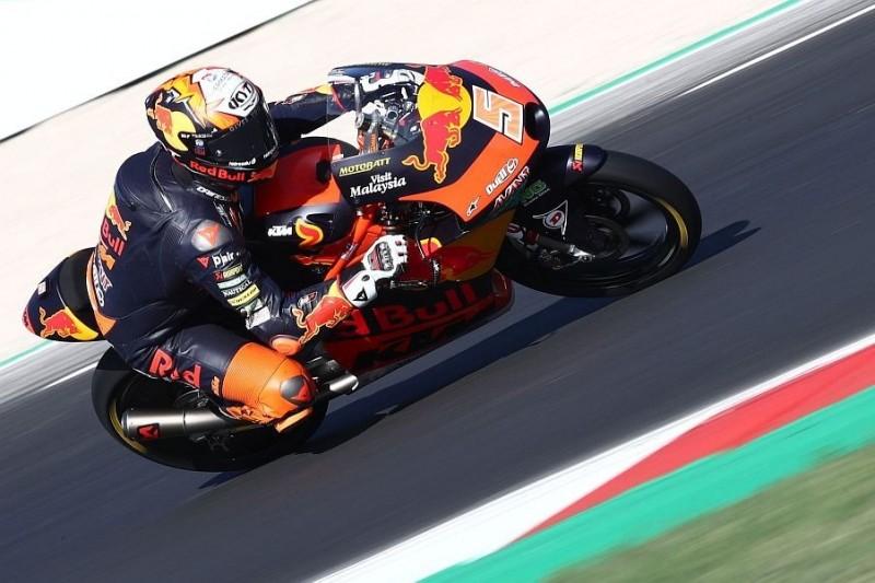 Moto3 Austin FT3: Bestzeit Jaume Masia, Sergio Garcia muss verletzt passen