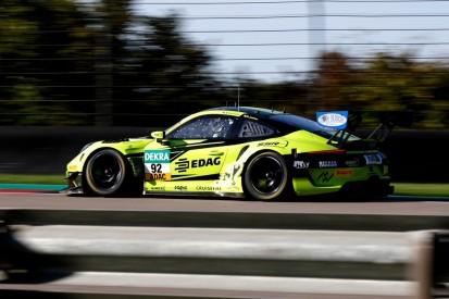 ADAC GT Masters Sachsenring 2021: SSR schlägt zurück