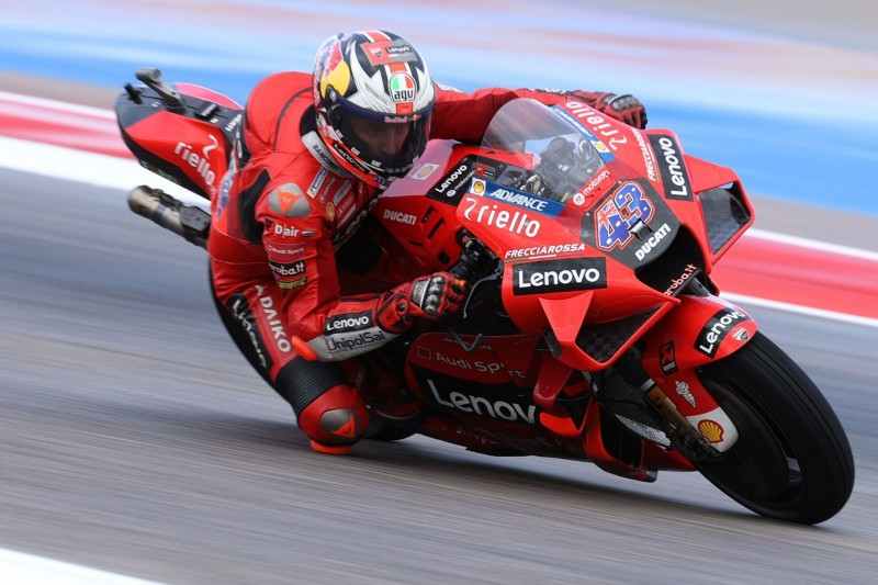 MotoGP Austin FT3: Überlegene Bestzeit von Jack Miller
